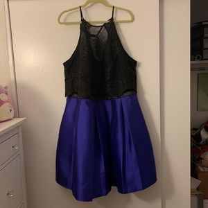 Juniors Plus Party Dress